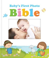 Babys First Photo Bible
