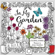 In My Garden (Adult Coloring Books Series)