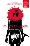 To End All Wars Paperback