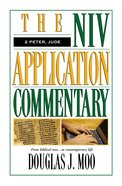 2 Peter/Jude (Niv Application Commentary Series) Hardback