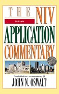 Isaiah (Niv Application Commentary Series) Hardback