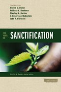Five Views on Sanctification (Counterpoints Series) Paperback