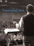 Preaching God's Word Hardback