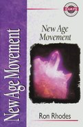 New Age Movement (Zondervan Guide To Cults & Religious Movements Series) Paperback