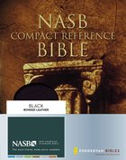 NASB Updated Compact Reference Black (Red Letter Edition)