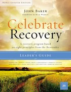 Celebrate Recovery (Leader's Guide) (Celebrate Recovery Series) Paperback