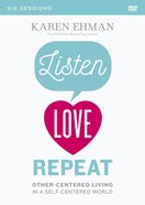 Listen, Love, Repeat (A DVD Study) DVD