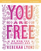 You Are Free (Study Guide) Paperback