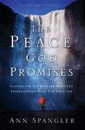 The Peace God Promises Hardback