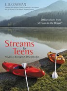 Streams For Teens Hardback