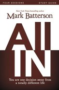 All in (Study Guide) Paperback