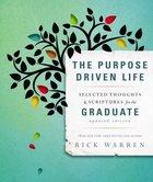 Graduate Gift Book (The Purpose Driven Life Series) Hardback