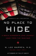 No Place to Hide Hardback