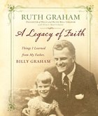A Legacy of Faith Hardback