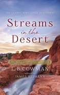 Streams in the Desert Paperback