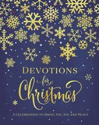 Devotions For Christmas Hardback