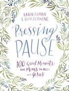 Pressing Pause Hardback