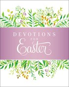 Devotions For Easter Hardback