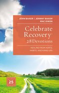 Celebrate Recovery Booklet Booklet