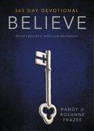 Believe Devotional Hardback