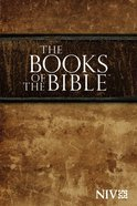NIV Books of the Bible Hardback