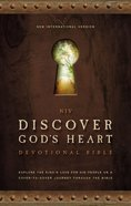NIV Discover God's Heart Devotional Bible