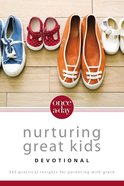 Once-A-Day Nurturing Great Kids Devotional Paperback