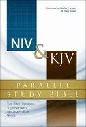 Niv/Kjv Side-By-Side Study Bible (Black Letter Edition)