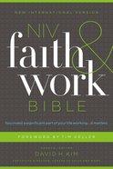NIV Faith and Work Bible (Black Letter Edition) Hardback