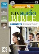 NIV Audio New Testament Dramatized (16 Audio Cds Undabridged 19 Hrs)