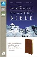 NIV Presidential Prayers Bible (Red Letter Edition)