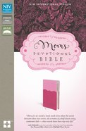 NIV Mom's Devotional Bible Pink/Hotpink (Black Letter Edition)