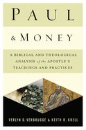 Paul and Money Paperback