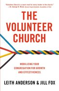 The Volunteer Church Paperback
