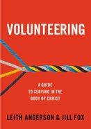 Volunteering Paperback