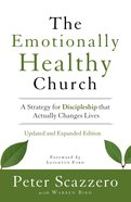 The Emotionally Healthy Church Hardback