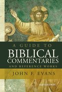 A Guide to Biblical Commentaries and Reference Works (10th Ed) Paperback