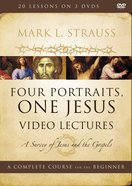 Four Portraits, One Jesus Laminated Sheet (Zondervan Academic Course DVD Study Series) eBook