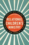 Relational Children's Ministry Paperback