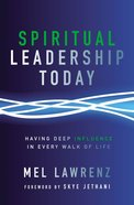 Spiritual Leadership Today Paperback
