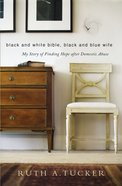 Black and White Bible, Black and Blue Wife Paperback