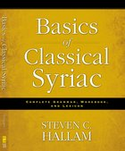 Basics of Classical Syriac Paperback