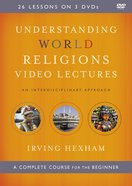 Understanding World Religions Video Lectures DVD