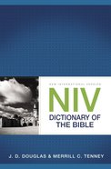 NIV Dictionary of the Bible Paperback