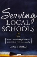 Serving Local Schools Paperback