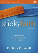 Sticky Faith Curriculum For Parents (Dvd) DVD