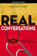 Real Conversations (Participant's Guide With Dvd) DVD
