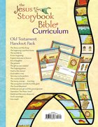 Jesus Storybook Bible Old Testament (Curriculum Kit Handouts) Pack