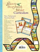 Jesus Storybook Bible, the New Testament (Curriculum Kit Handouts)