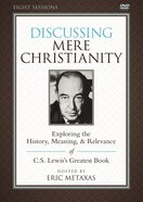 Discussing Mere Christianity (Dvd Study) DVD